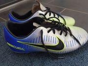 Fussballschuhe von Nike Blau Gr