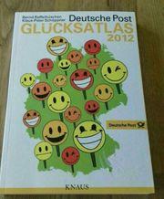 Glücksatlas Buch Deutsche Post AG