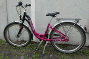 Hochwertiges Alu-Rad Puky Skyride 24