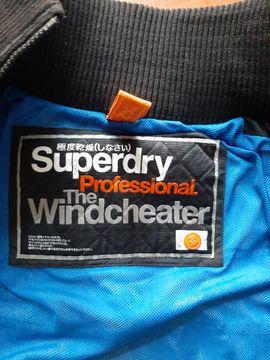 Herrenbekleidung - Superdry Jacke Gr M