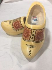 Traditionelle Holland Holz Clogs