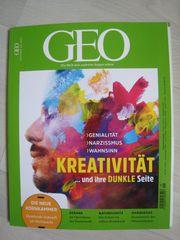 Magazin GEO Ausgabe Juni 2021