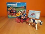 Playmobil Country 5226 Ausflug-Pferdekutsche gebr
