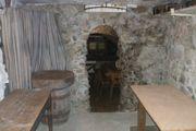 Gewölbekeller und Nebenräume