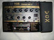 Vox TONELAB ST Valvetronix Modelling-Multieffekt-Pedal