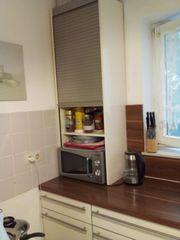 Einbauküche Farbe weiß Hochglanz mit