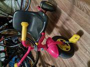 Kettler Dreirad und Laufrad