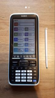 Casio FX CP 400