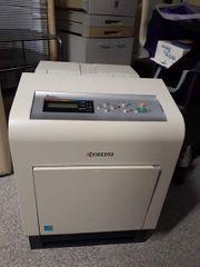 Farblaserdrucker Kyocera FS-C5350DN - defekt