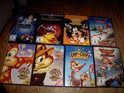 Disney DVDs und Dremworks