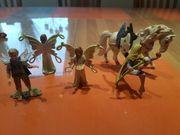 Schleich-Set Elfen inkl Pferd