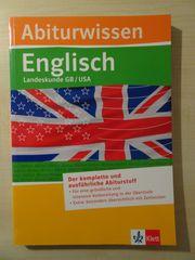 Abiturvorbereitung Englisch Bayern - ausführlicher Abiturstoff