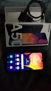 Samsung Galaxy A50 mit 128GB