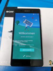 Sony XPERIA Z2 schwarz 16