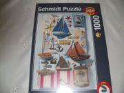 Puzzle 1000 Teile Maritim
