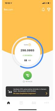 Crypto mining kostenlos per App