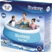 Bestway Pool Schwimmbecken Planschbecken 183