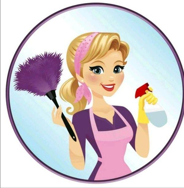 Professionelle Haushaltshilfe Reinigungskraft sucht neue
