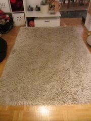 Tuft-Teppich Hochflor-Teppich 160x230cm Shaggy Wohnzimmer