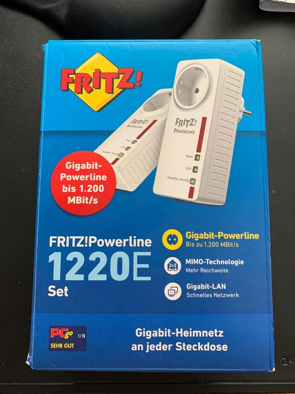 Fritz Powerline 1220E Set