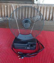 Elektische Zimmerantenne für TV und