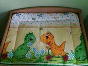 Wickeltisch Unterlage Dino