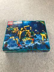 Lego System Aquanauts-Unterwasser-Station