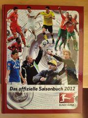 BUNDESLIGA 2012 - Das offizielle Saisonbuch