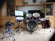 Schlagzeug Drumset Pearl RSC505C-C91 mit
