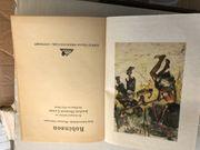 Buch von Robinson Cruso von