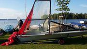 RS800 Skiff zu verkaufen