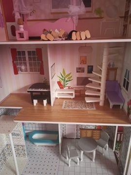 Holzspielzeug - Puppenhaus