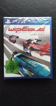 WipEout Omega Collection NEU für