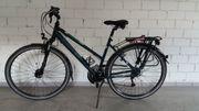 Fahrrad 2x MTB Damenrad
