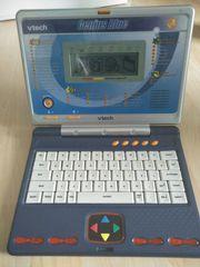Kindercomputer - Vtech Genius Blue Kinder-Laptop