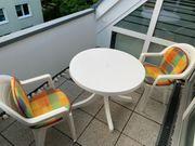 Gartentisch inkl Schirmloch zum Sonderpreis