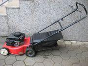Benzin-Rasenmäher Metall-Gehäuse Breite 40 cm