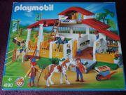 Playmobil 4190 Pferdehof mit zwei