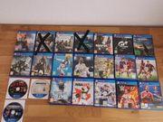 20x PS4 Spiele Games