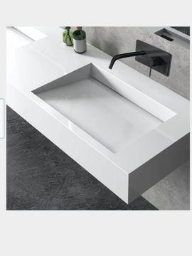 NEUES Doppelwaschbecken: Kleinanzeigen aus Bruchsal - Rubrik Bad, Einrichtung und Geräte
