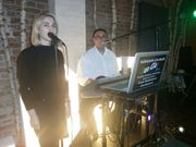 Livemusik mit dem Duo ciao