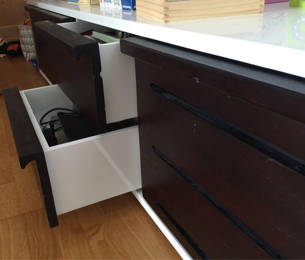 Sideboard modern und klassisch