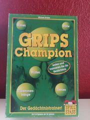 Spiel GRIPS CHAMPION ab 10