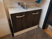 Waschbecken Unterschrank fast zu verschenken