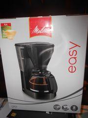 Kaffeemaschine Melitta easy OVP