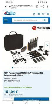 Funkgerät Motorola