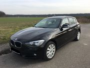 BMW 116i Scheckheft gepflegt TÜV