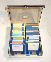 Amiga Zeischrift Disketten 120 Stück