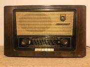 Röhren Radio antik Grundig Röhrenradio