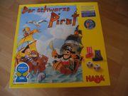 Geschicklichkeitsspiel Der schwarze Pirat